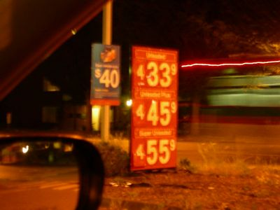 Gas Prices Seattle >> West Seattle Blog West Seattle Gas Price Watch New