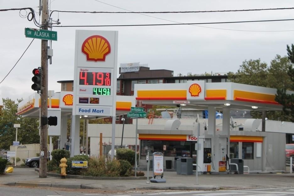 Car Wash Near West Seattle