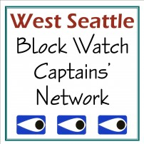 West Seattle Blog… | Search Results | block watch