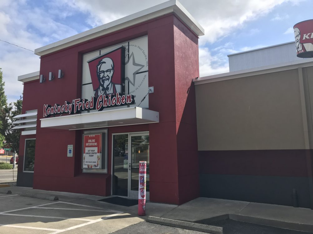 West Seattle Blog… | West Seattle restaurants: KFC closing; site ...