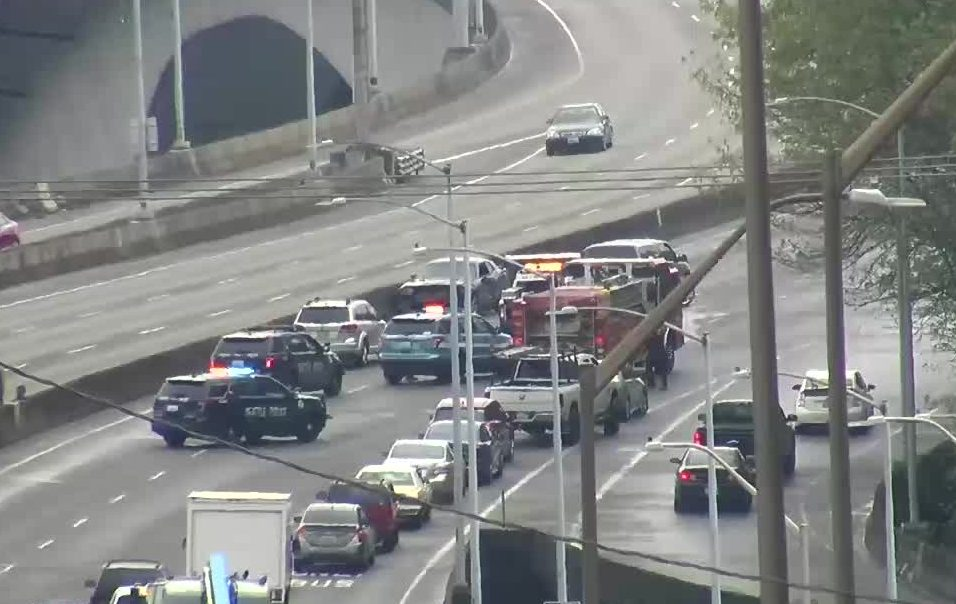 West Seattle Blog… | TRAFFIC ALERT UPDATE: Eastbound West