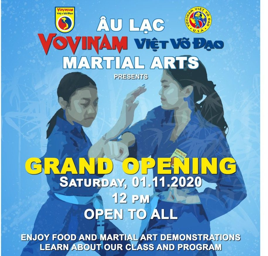 Au Lac Vovinam Open House @ West Seattle VFW