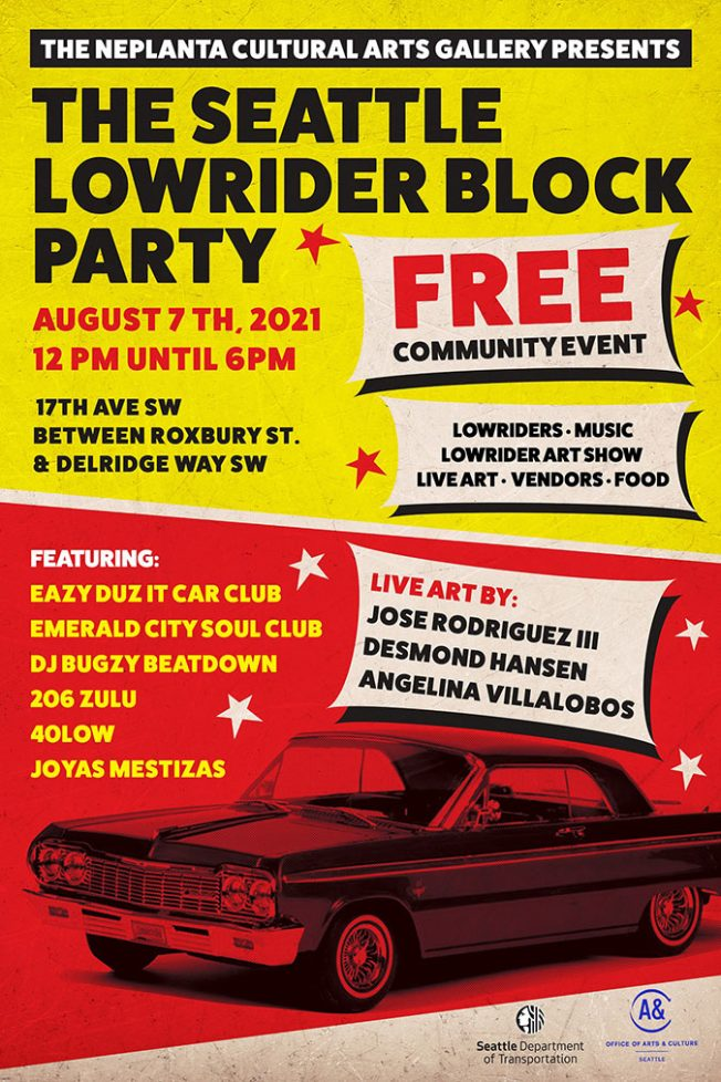 Low-Rider Block Party